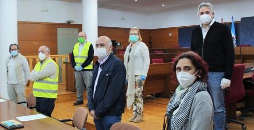 Ayuntamiento, organizaciones y ONG's refuerzan su coordinación para atender a familias necesitadas de Motril