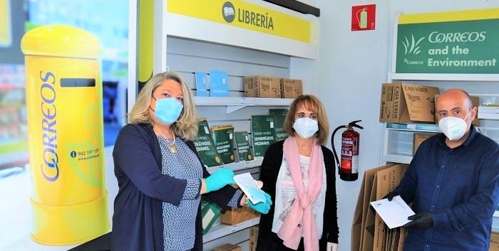 El Ayuntamiento de Almuñécar adquiere 20.000 mascarillas que repartirá Correos entre todos los vecinos