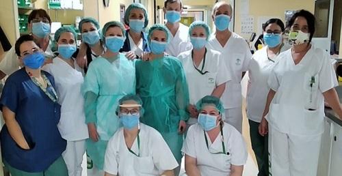 El respirador 'Andalucía Respira' supera con éxito el 2º ensayo en humanos
