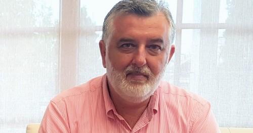 Francisco Trujillo, presiente de la Asociación de Chiringuitos