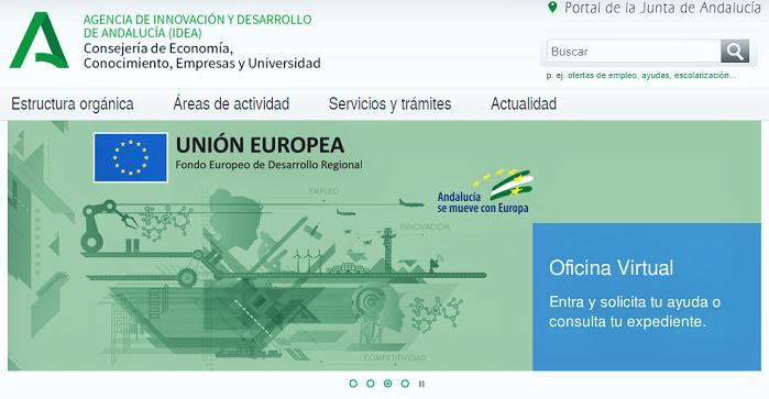 IDEA Junta de Andalucía