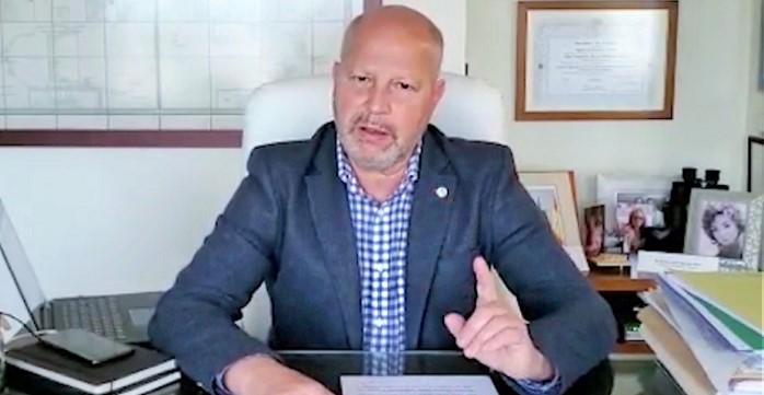 Javier Imbroda, consejero de Educación y Deporte