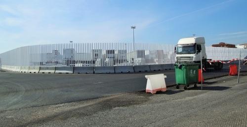 La próxima semana se reanudan en el Puerto de Motril las obras paralizadas por la crisis sanitaria del Covid-19