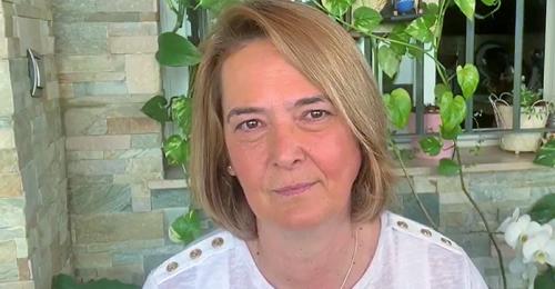 Luisa García Chamorro, alcaldesa de Motril