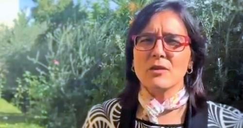 María José Martín, delegada de Agricultura Junta Granada