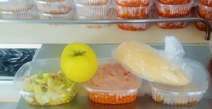Más de 3.800 alumnos de la provincia de Granada se benefician del plan de garantía alimentaria de la Junta