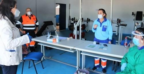 Negativos los test por Covid-19 de los trabajadores auxiliares de ayuda a domicilio de Almuñécar y La Herradura