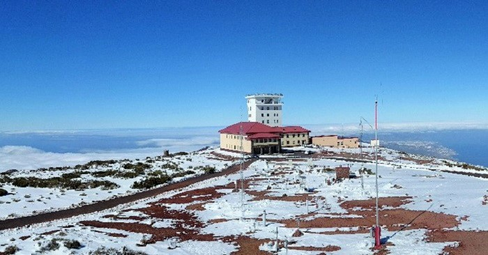 Observatorio de Vigilancia Atmosférica Global de Izaña