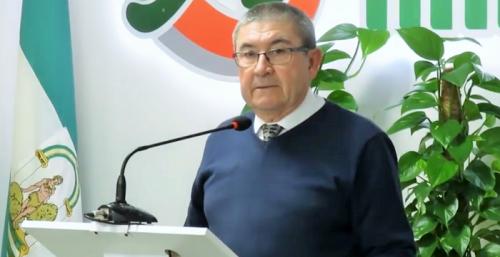 Rafael Contreras Rodríguez, Primer Secretario de CA