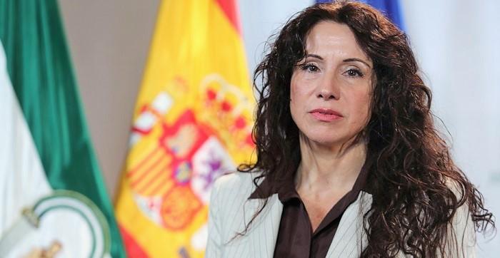 Rocío Ruiz Domínguez. Consejera de Igualdad, Políticas Sociales y Conciliación