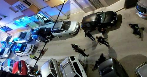 Un herido grave y cuatro detenidos, balance de una pelea entre rumanos en Almuñécar