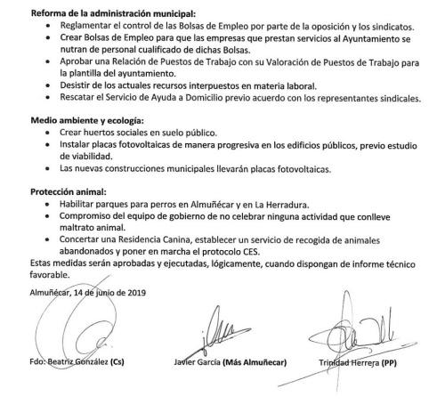 Acuerdo IU PP +A Cs