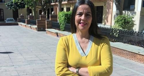 Alicia Crespo, concejala del PSOE en el Ayuntamiento de Motril