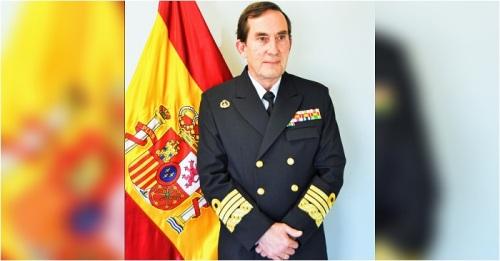 Antonio Martorell Lacave, almirante de la Flota