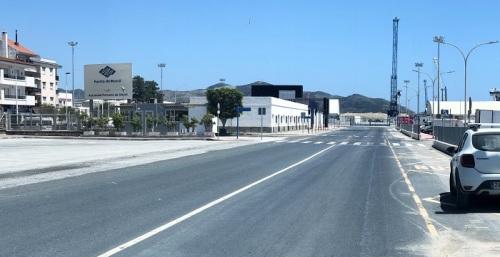 Arranca el proyecto de remodelación de los viales interiores en el entorno del puerto pesquero de Motril