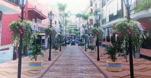 Avenida de Andalucía Almuñécar