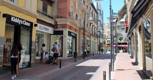 Calle Séijas Lozano de Motril