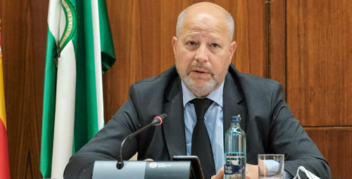 Comparecencia de Javier Imbroda en la Comisión de Educación y Deporte del Parlamento de Andalucía
