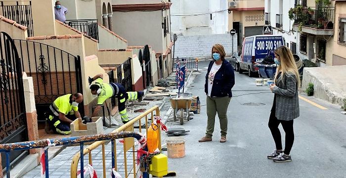 El Ayuntamiento de Motril reactiva el área de Mantenimiento para continuar con la mejora de los espacios públicos
