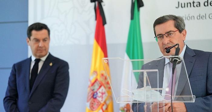 Entrena pide a Moreno un plan de empleo que amortigüe los efectos de la crisis en los municipios de la provincia