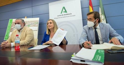 Fomento desbloquea la obra de mejora de la carretera A-338 del parque industrial de Escúzar