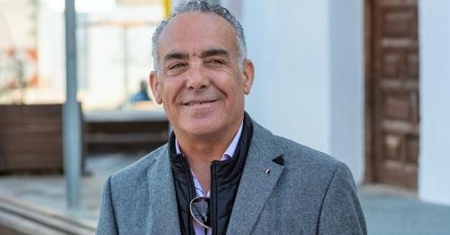 Gustavo Aybar Benitez, portavoz del Grupo del Partido Popular en el Ayto. de Salobreña