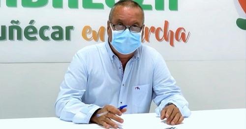 Juan Carlos Benavides, Convergencia Andaluza 26 mayo 2020