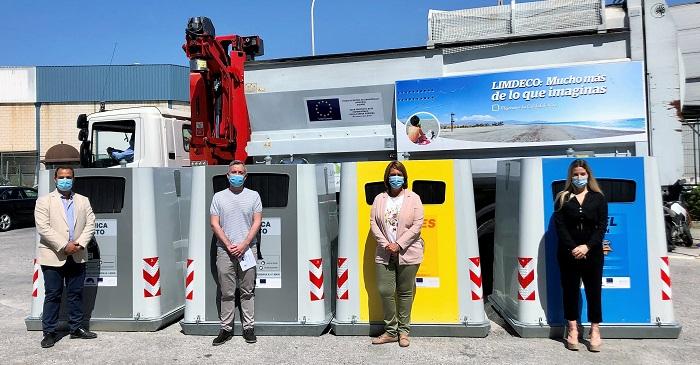 La próxima semana el Ayuntamiento instalará 17 nuevos contenedores en la calle Ancha de Motril