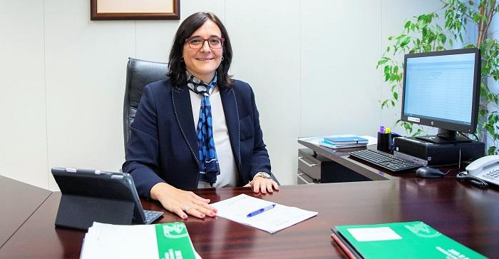 María José Martín, delegada territorial de Agricultura, Ganadería Pesca y Desarrollo Sostenible de la Junta en Granada