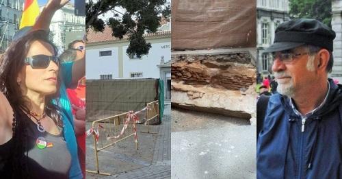 Memorialistas piden rescatar el recuerdo de la prisión que existió en la plaza de La Tenería de Motril