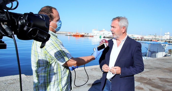 Motril, puerto seguro para el tráfico internacional de pasajeros durante el estado de alarma