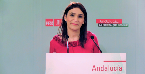 Olga Manzano Pérez, PSOE Granada