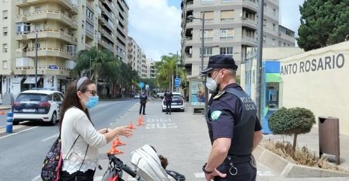Policía Local Motril Covid-19
