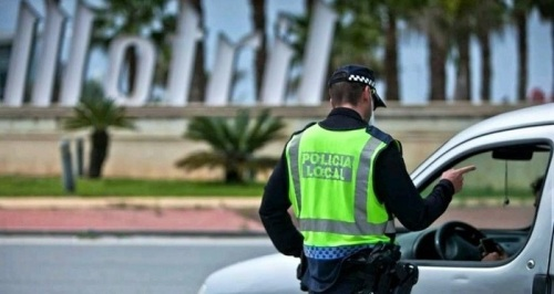 Policía Local Motril Estado de Alarma Covid19