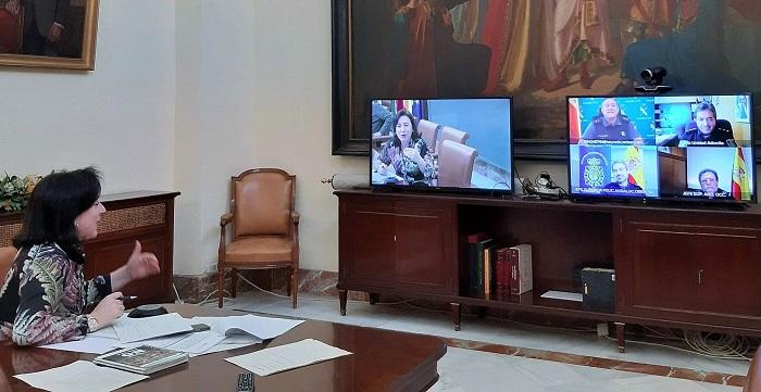 Sandra García pide corresponsabilidad a la ciudadanía y autocontrol, sobre todo a los jóvenes